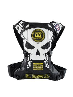 Skull Hydration Backpack