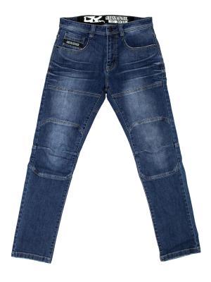 Biker Denim Jeans