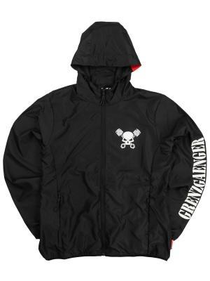 Skull Packable Jacket
