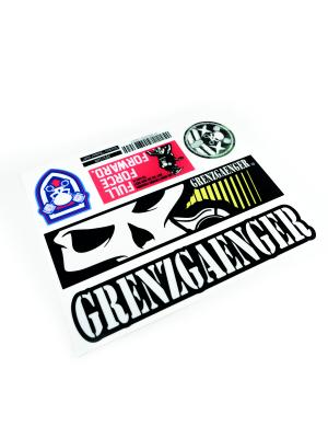 Rebel Yell Extreme Stickers