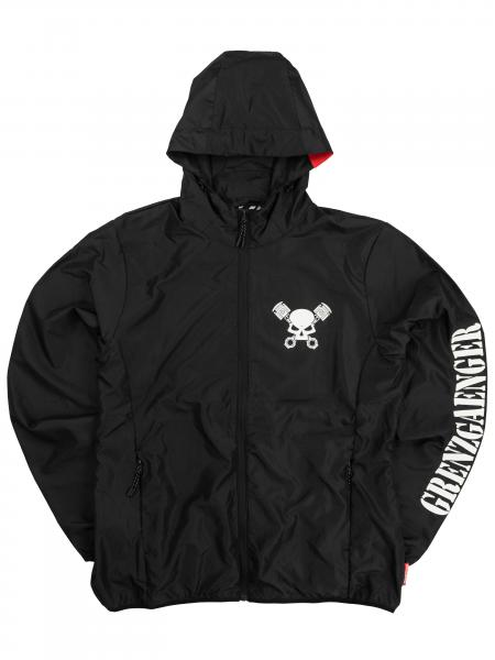 Skull Packable Jacket